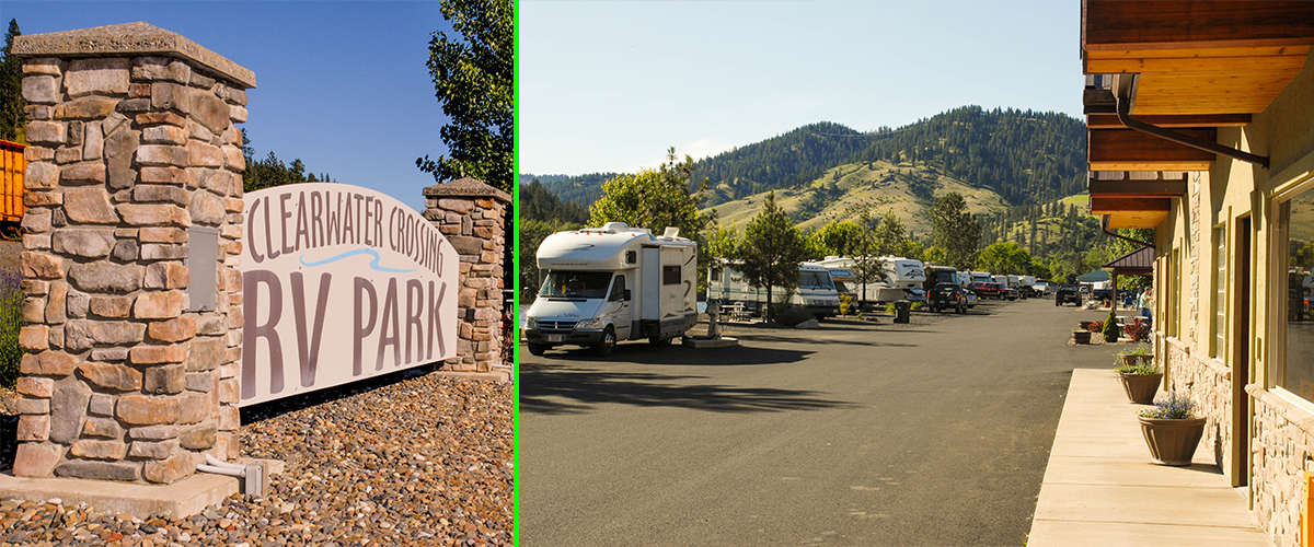 Clearwater Crossing RV Park | Orofino, ID
